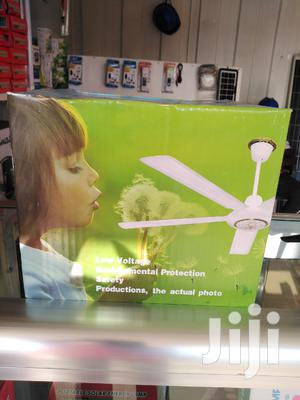 Solar Ceiling Fan Go For A Cool Price DC 12v