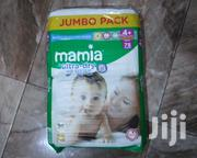 Mamia Ultra-Dry Diapers Size 4+ | Baby & Child Care for sale in Greater Accra, Airport Residential Area
