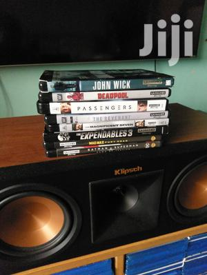 4k And Normal Bluray Cds For Sale