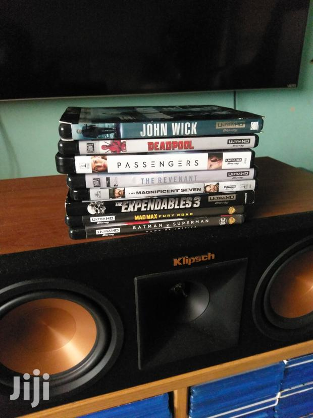 Archive: 4k And Normal Bluray Cds For Sale