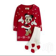 Girls Christmas Wear With Stockings | Children's Clothing for sale in Greater Accra, Adenta Municipal