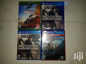 PS4 And XB1 Game Discs