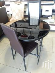 Dinning Table With 2 Hairs | Furniture for sale in Greater Accra, Kokomlemle