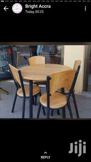 Dinning Set With 4 Chairs | Furniture for sale in Greater Accra, Kokomlemle