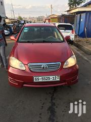 Toyota Corolla 2008 Red   Cars for sale in Greater Accra, Abossey Okai