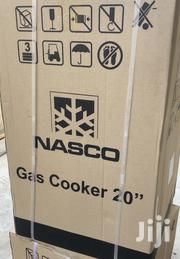 Nasco 4 Burner Gas Cooker With Oven Stainless Steel | Restaurant & Catering Equipment for sale in Greater Accra, Accra Metropolitan