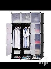Plastic Wardrobe-12 Cubes& Shoe Rack | Furniture for sale in Greater Accra, Accra Metropolitan