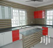 White And Red Kitchen Cabinet From KSA Furniture. | Furniture for sale in Greater Accra, Kwashieman