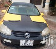 Volkswagen Golf 2005 1.6 Sportline Yellow | Cars for sale in Eastern Region, Kwahu North