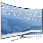 "7 Series Samsung 65""Curved Smart Satellite 4K UHD Tele 