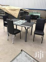 Affordable Dinning Table With 4 Chairs | Furniture for sale in Greater Accra, Kokomlemle