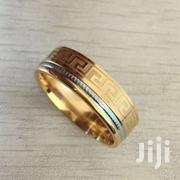 Versace Designer Gold Ring | Jewelry for sale in Greater Accra, Ga South Municipal