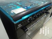Nasco 5 Burner Gas Cooker With Grill 90cm X 60cm | Kitchen Appliances for sale in Greater Accra, East Legon