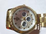 Authentic Versace Gold Watch | Watches for sale in Greater Accra, Airport Residential Area