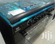 Black Nasco 5 Burner Gas Cooker + Grill | Kitchen Appliances for sale in Greater Accra, East Legon