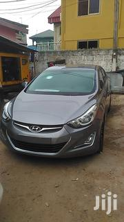 Hyundai Elantra 2015 Gray   Cars for sale in Greater Accra, Dansoman