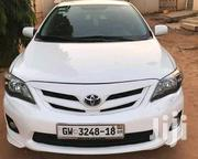 Toyota Corolla 2009 1.6 Advanced m-mt White | Cars for sale in Eastern Region, Kwahu North