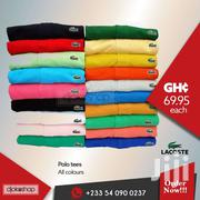 Lacoste Polo Tees | Clothing for sale in Greater Accra, Accra Metropolitan