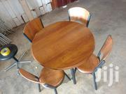 4 Set Wood Dinning Table | Furniture for sale in Greater Accra, Adenta Municipal