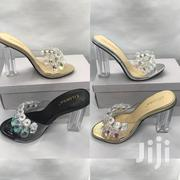 Ladies Transparent Heels | Shoes for sale in Greater Accra, Accra Metropolitan