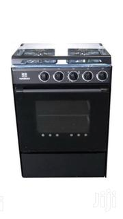 New Nasco 4 Burner Gas Cooker With Oven Stainless Steel   Restaurant & Catering Equipment for sale in Greater Accra, Accra Metropolitan