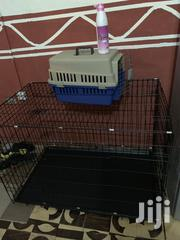 Metal + Plustic Cage | Pet's Accessories for sale in Greater Accra, Adenta Municipal