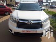 Toyota Highlander 2015 LE 4dr SUV (2.7L 4cyl 6A) White | Cars for sale in Greater Accra, Adenta Municipal