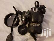 Nikon D3200 With AF-S Nikon 50mm Prime Lens | Photo & Video Cameras for sale in Greater Accra, Achimota