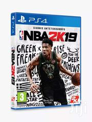 NBA2K19 PS4 CD FREE DELIVERY | Video Game Consoles for sale in Greater Accra, East Legon
