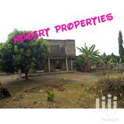 Plot of Land Wit Uncompleted Storey Building Forsale | Land & Plots For Sale for sale in Ashanti, Kumasi Metropolitan