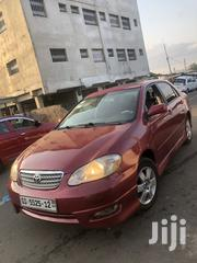 Toyota Corolla 2006 1.6 VVT-i Red | Cars for sale in Greater Accra, Abossey Okai