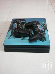 Playstation 4 Slim 1tera+2pads+2games | Video Game Consoles for sale in Greater Accra, Achimota