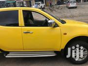 Mitsubishi L200 2006 2.5 TD Yellow | Cars for sale in Greater Accra, Achimota