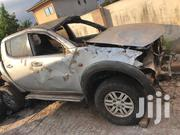 Mitsubishi L200 2007 2.5 DI-D Double Cab Gray | Cars for sale in Greater Accra, Achimota