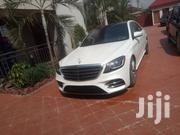 New Mercedes-Benz S Class 2019 White | Cars for sale in Greater Accra, East Legon