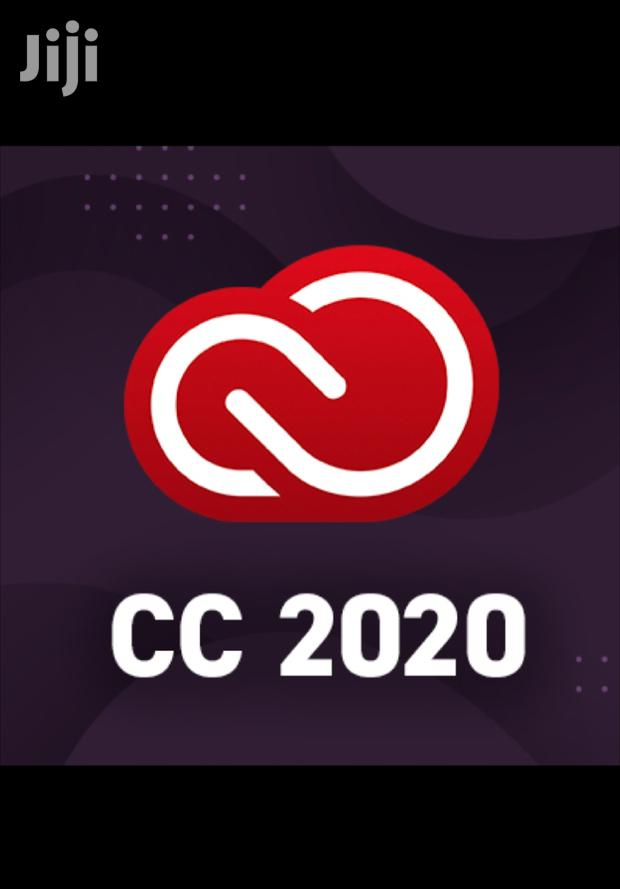 Adobe CC 2020 Complete Package