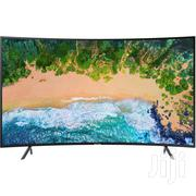 Original New Samsung Curved Smart 4K UHD Satellite TV 65 Inches | TV & DVD Equipment for sale in Greater Accra, Adabraka