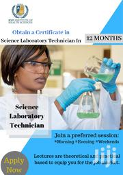 Science Laboratory Technician | Classes & Courses for sale in Greater Accra, North Kaneshie