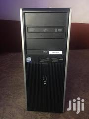 New Desktop Computer HP 4GB Intel Core 2 Quad HDD 250GB | Computer Hardware for sale in Greater Accra, Odorkor