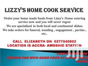 Lizzy Home Food Service | Party, Catering & Event Services for sale in Greater Accra, Accra Metropolitan