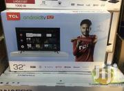 """New TCL 32"""" Smart Andriod TV Digital Satellite LED TV 