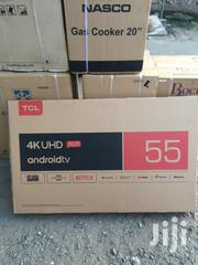 New TCL Smart 4K UHD Wifi TV 55 Inches | TV & DVD Equipment for sale in Greater Accra, Adabraka