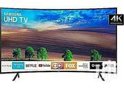 Samsung Digital Satellite UHD 4K Curved Smart LED TV 49 Inches | TV & DVD Equipment for sale in Greater Accra, Adabraka