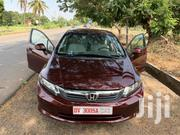 Honda Civic 2012 LX Sedan Automatic Red | Cars for sale in Greater Accra, Akweteyman