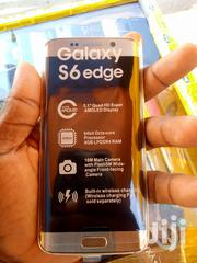 New Samsung Galaxy S6 edge 32 GB Gold | Mobile Phones for sale in Volta Region, Ho Municipal