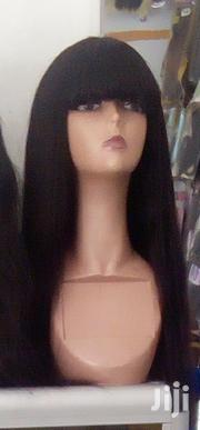 Baby Face Human Hair Wig Cap 18 Inches Grade 11a | Hair Beauty for sale in Greater Accra, Darkuman