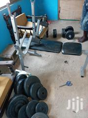 Metal Gym Bench | Fitness & Personal Training Services for sale in Central Region, Cape Coast Metropolitan