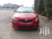 Toyota Corolla 2009 1.6 Advanced Red | Cars for sale in Greater Accra, Ga South Municipal