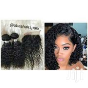Wet Curls On Spark Rock Quality Hair 10'   Hair Beauty for sale in Greater Accra, Accra Metropolitan