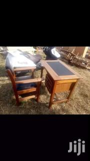 Study Chair And Table | Furniture for sale in Greater Accra, Agbogbloshie